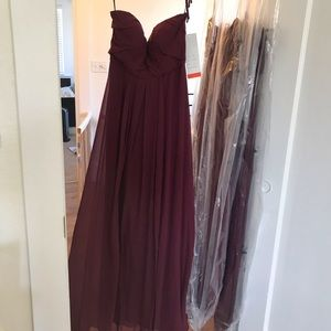4 Bridesmaid dresses size 0,4,8,8